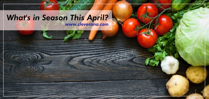 What's in Season This April?