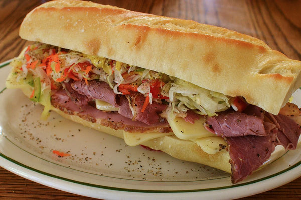Philly Italian hoagie