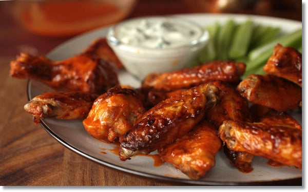 Easy Buffalo Wings