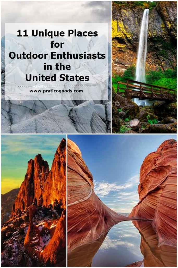 11 Unique Places for Outdoor Enthusiasts in the United States