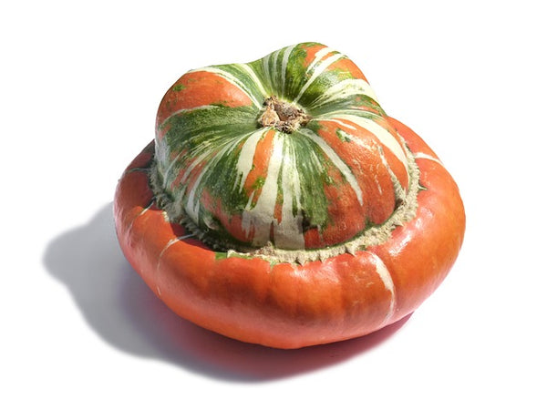 seasonal produce pumpkin