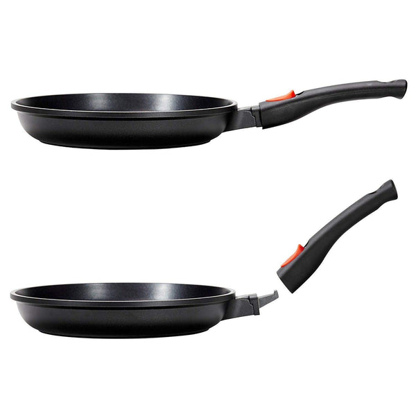 Nonstick Fry Pan with Detachable Handle - 10.25 Inch