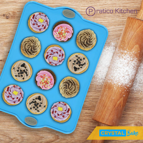 Silicone Muffin & Baking Pan