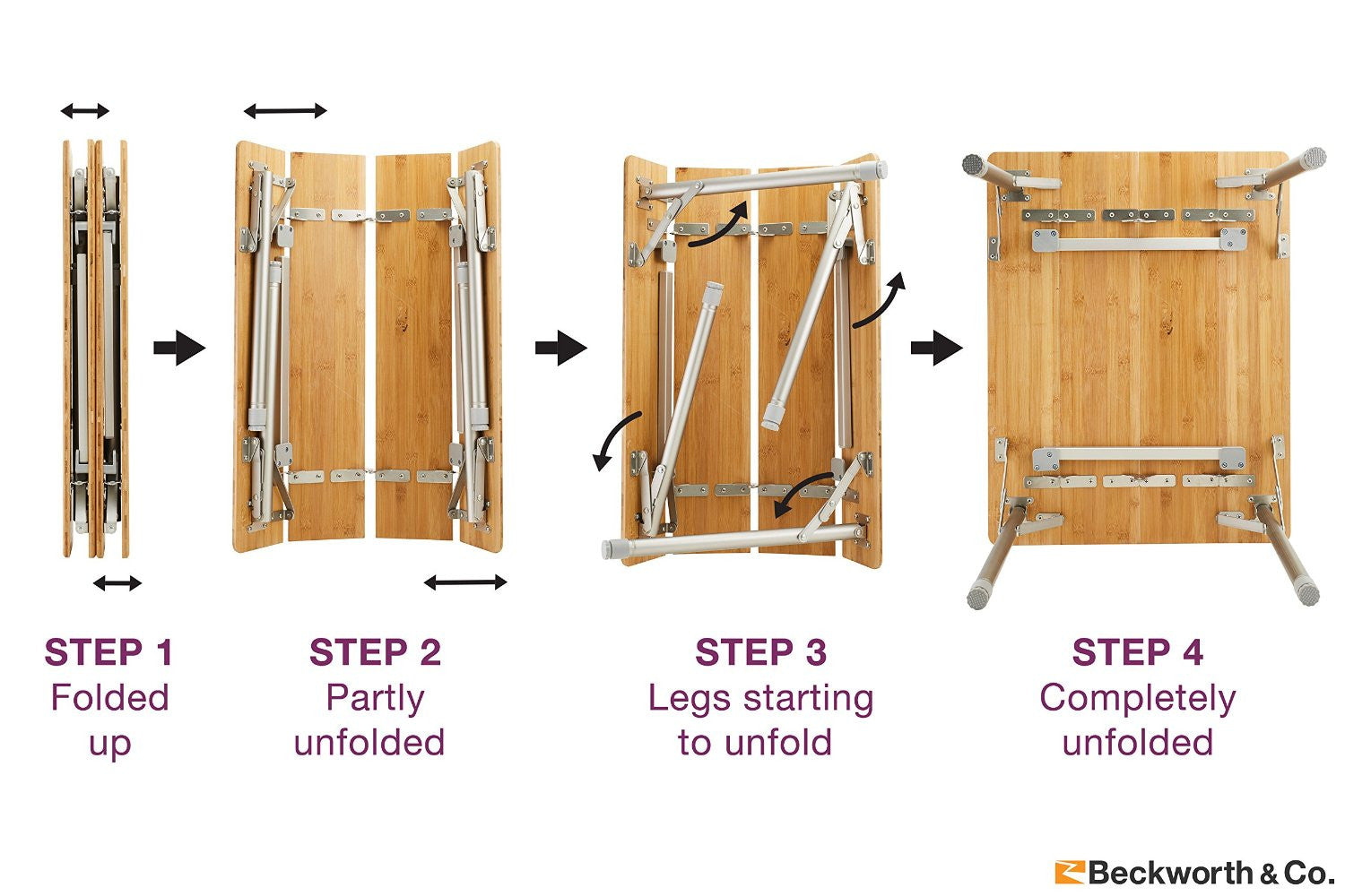 folding picnic table instructions