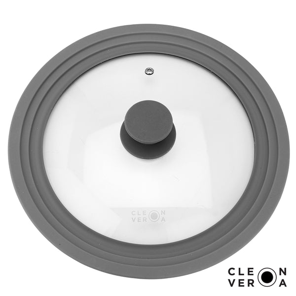 SHIPPING COST ONLY - REPLACEMENT FOR CLEVERONA CLEVER LID - EXTRA LARGE SIZE - FITS 11/12/12.5 INCH PANS
