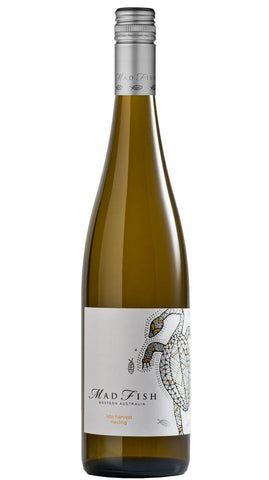 2017 MadFish Late Harvest Riesling