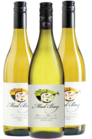 Mad Bay Mixed White Wines