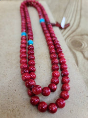 Red Coral Malabead