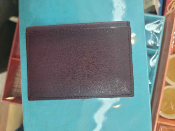 Hand Crafted Leather Wallet