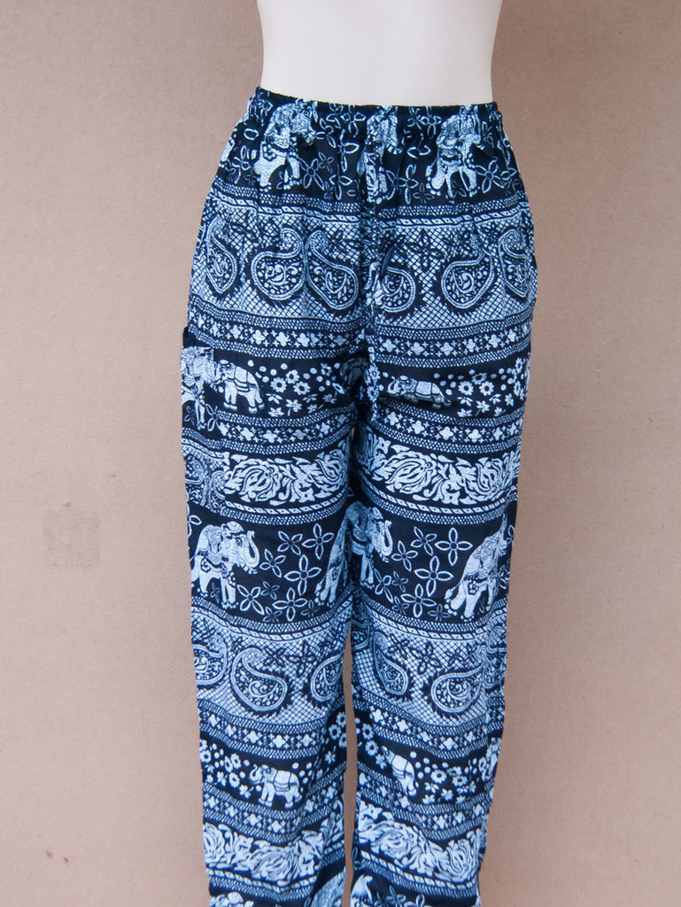 Thai Elephant Harem Pants
