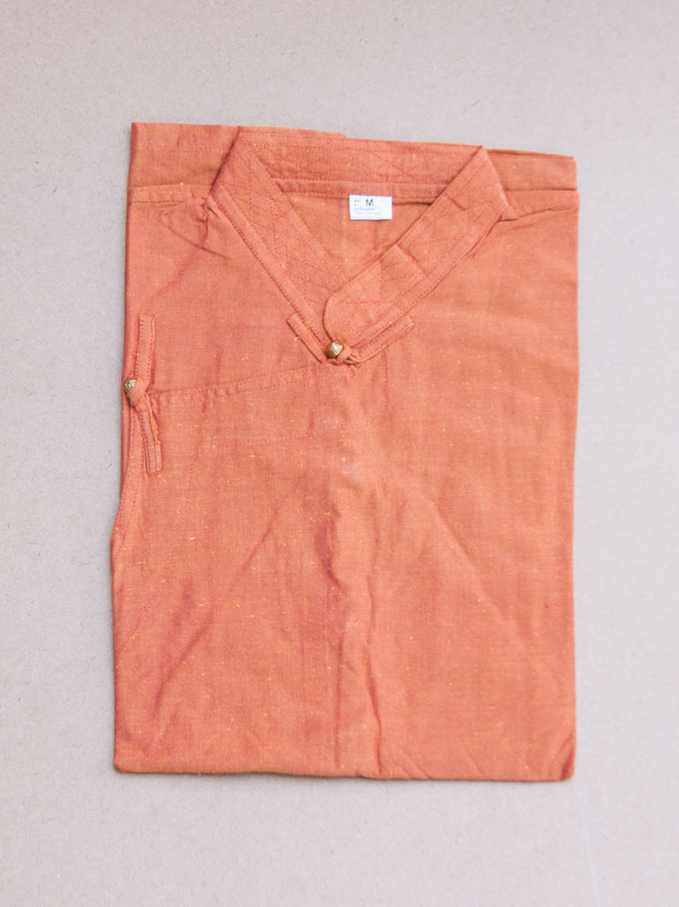 Mens Khampa Cotton Shirt