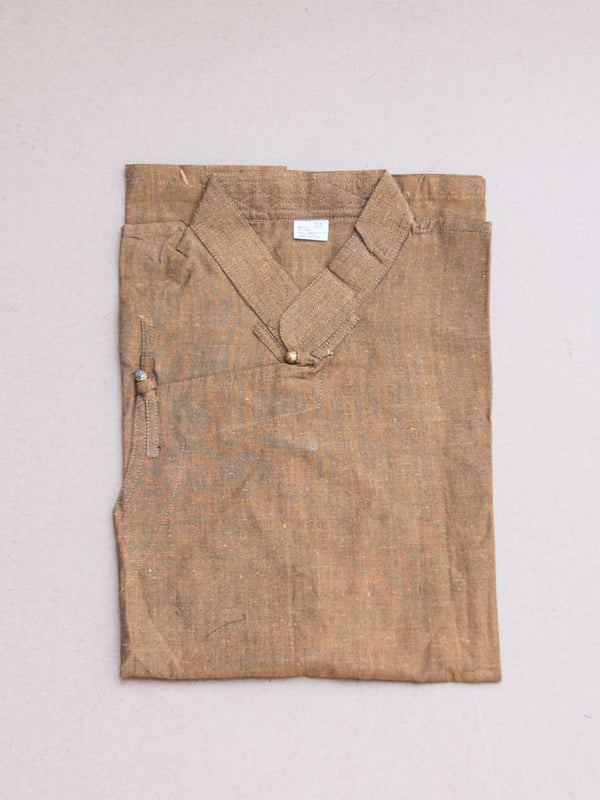 Tibetan Khampa Cotton Shirt