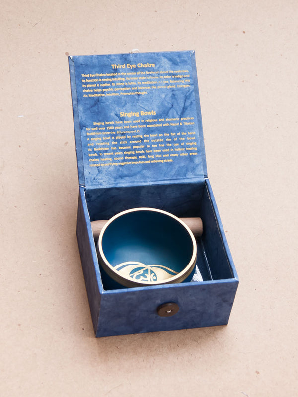 Third Eye Singing Bowl Giftbox