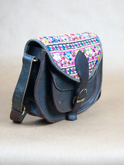 Bag - Tribal Leather Satchel