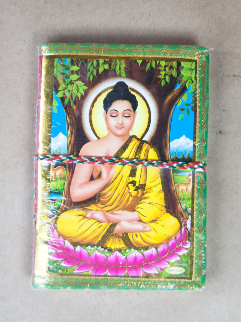 Book - Buddha Rice Paper Journal