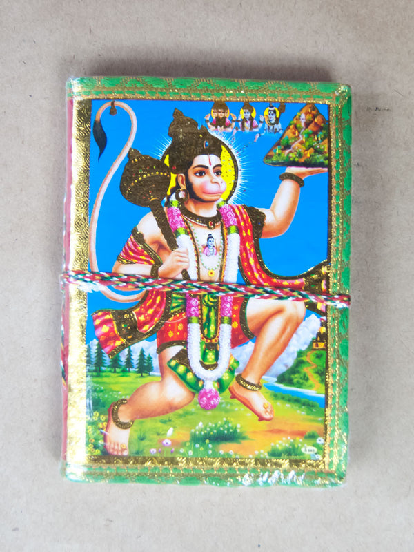 Book - Hanuman Rice Paper Journal