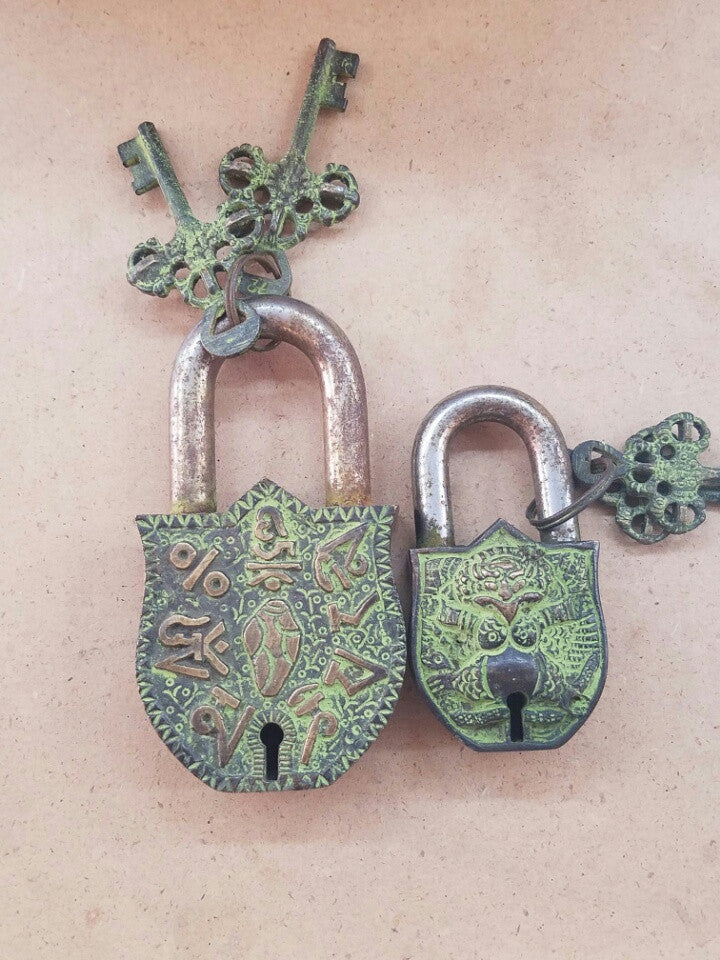 Lock - Antique Furnished Locks