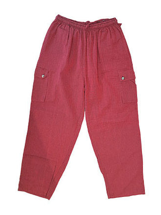 Pants - Cotton Cargo Pants