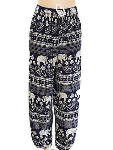 Pants - Thai Elephant Harem Pants
