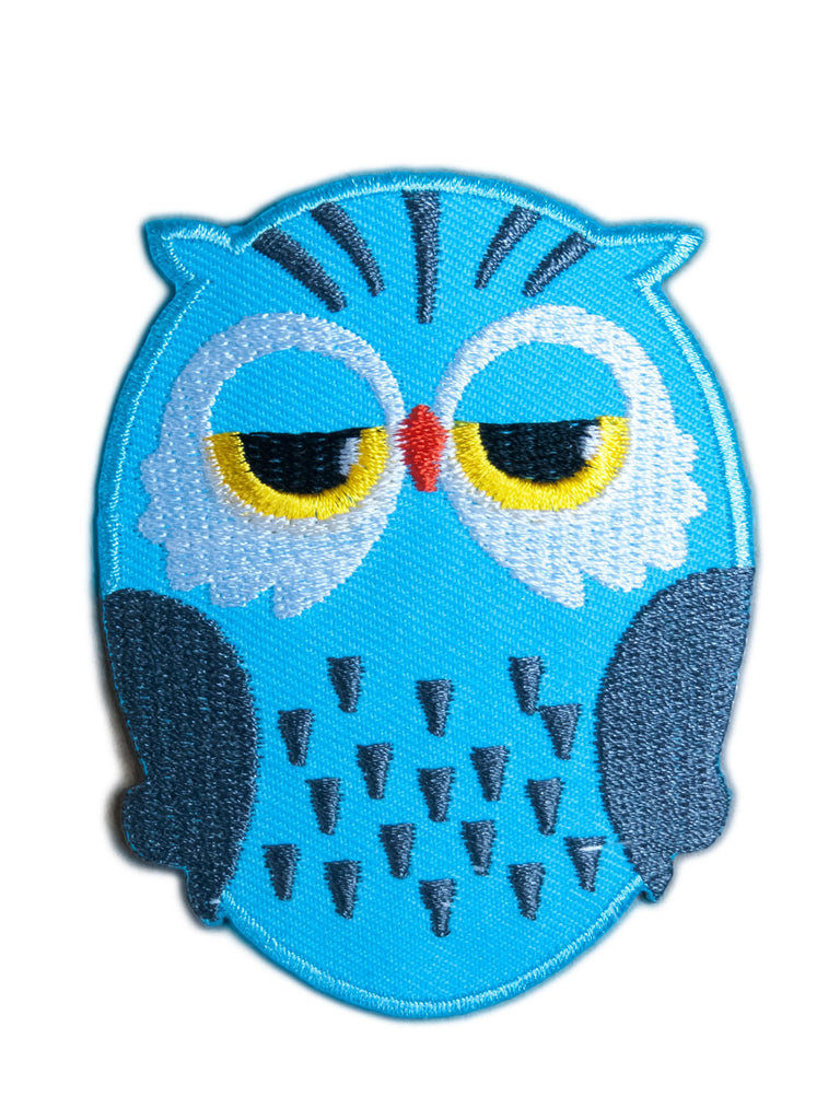 Patch - Owl Iron On Patches