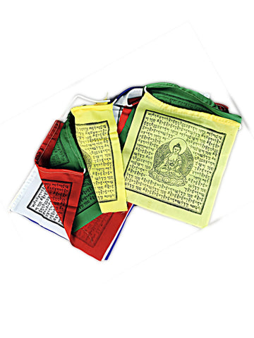 Prayer Flags - Medicine Buddha Prayer Flags