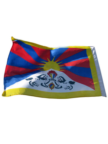 Prayer Flags - National Tibetan Flag