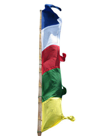 Prayer Flags - Vertical Tibetan Prayer Flags