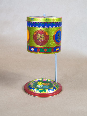 Prayer Wheel - Candle Prayer Wheel
