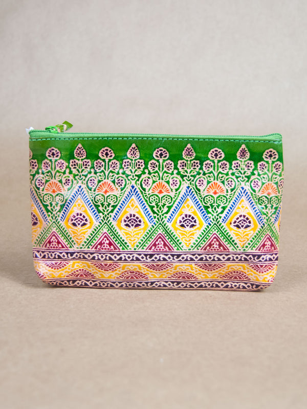 Purse - Firework Leather Pouch