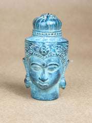 Statues - Antique Finished Buddha Head Statue