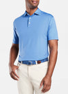 Peter Millar - Mens Solid Stretch Jersey Polo - OASIS - sz Medium