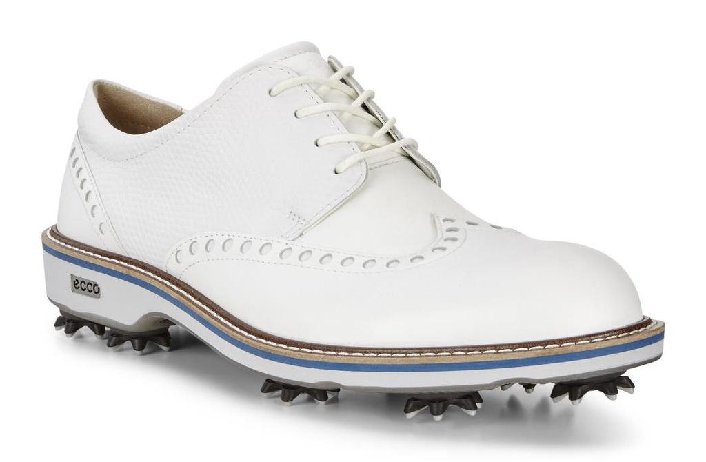 ECCO MENS GOLF LUX - WHITE WHITE - Golf Anything Canada a867c0abd
