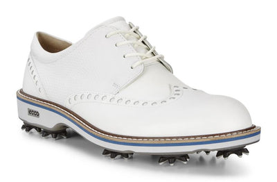 ECCO MENS GOLF LUX - WHITE/WHITE