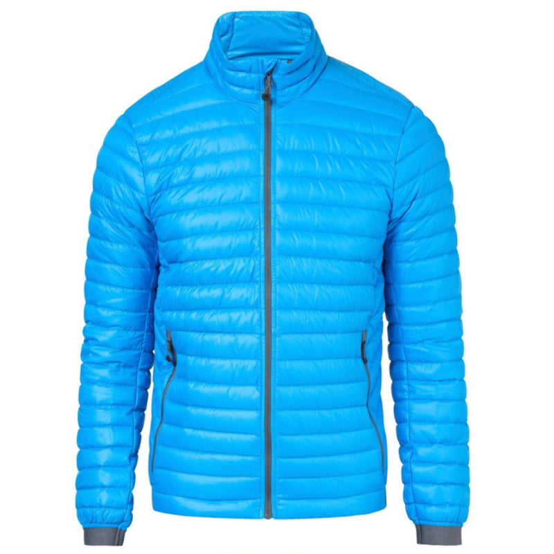 J Lindeberg Men's Pertex® Lightweight Down Jacket Pertex®  - ELECTRIC BLUE