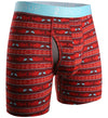 "2UNDR - SWING SHIFT 6"" BOXER BRIEF - SALMON RUN"