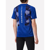 J Lindeberg Men's Active T-Shirt Elements Jersey - STRONG BLUE