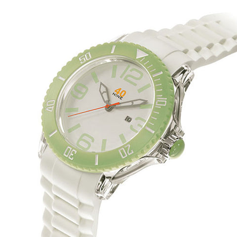 40NINE Apple Green Watch