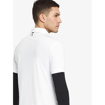 J.L Tour Tech Reg TX Jersey - White