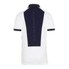 J Lindeberg - Dennis Regular TX Jersey - White Bridge Enb