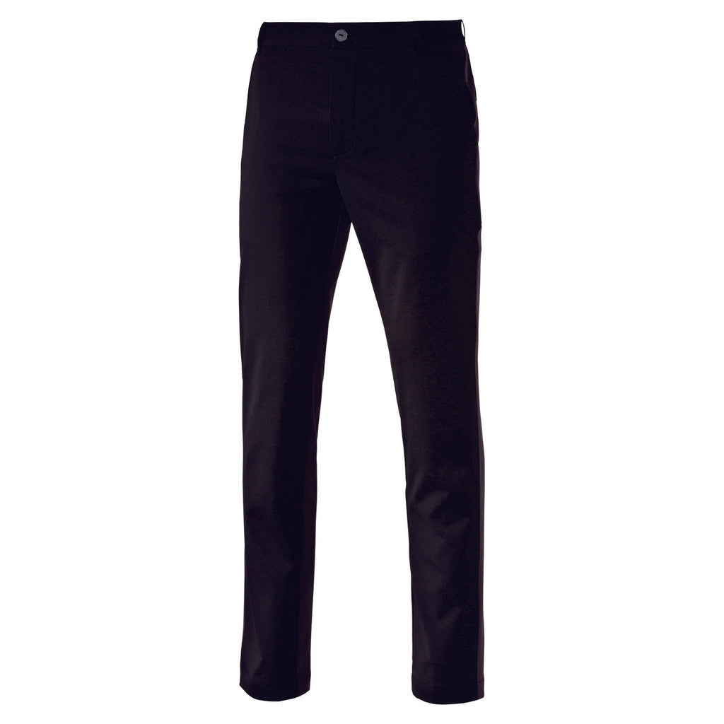 Puma Mens - Tailored Elevation Golf Pants - Black Periscope