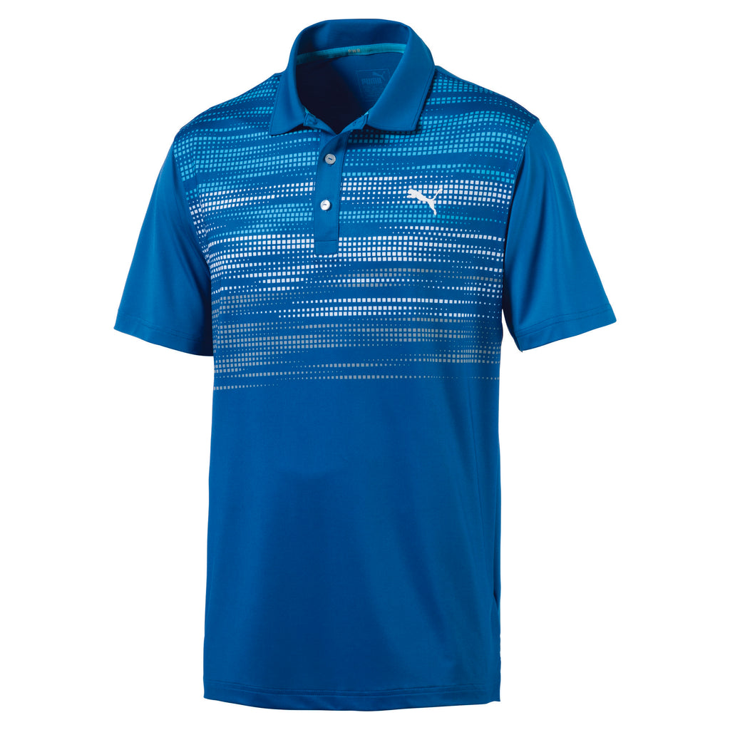 Puma Mens - Uncamo Polo PC - French Blue