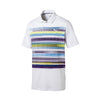 Puma Mens - Pixel Polo Golf Shirt