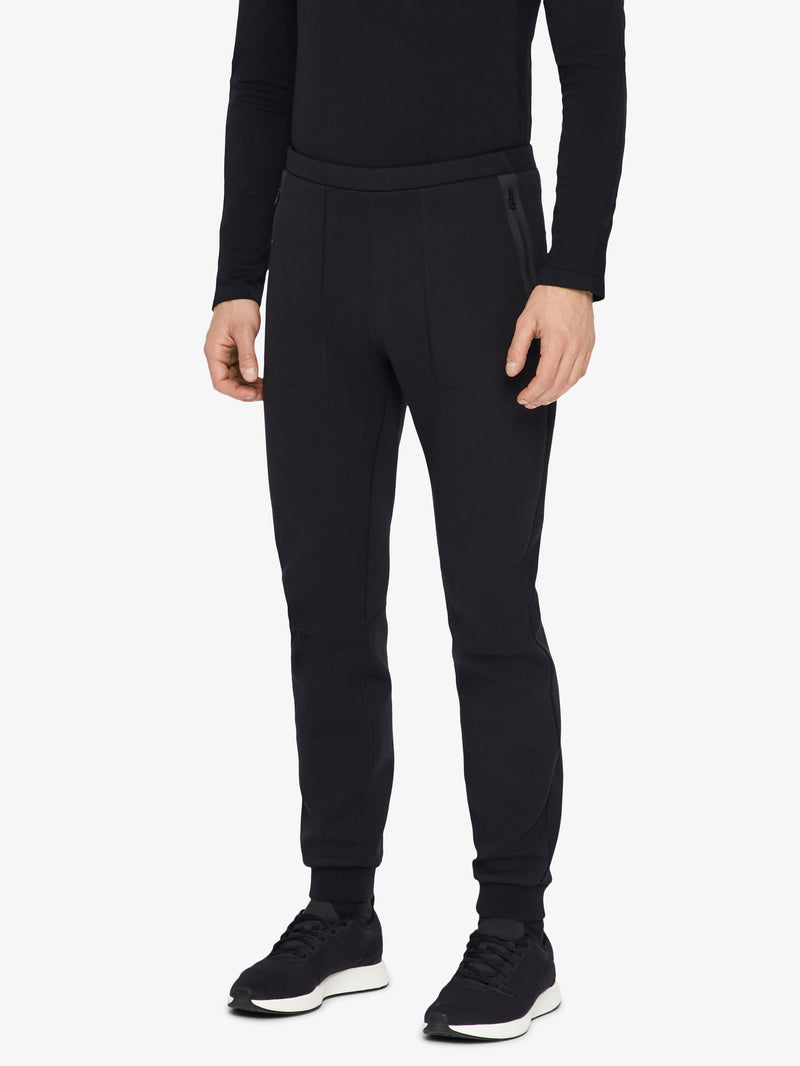 J Lindeberg Men's Athelic Pants Tech Sweat - BLACK
