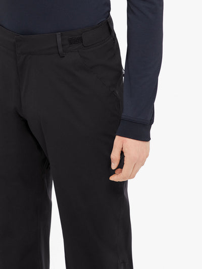 J Lindeberg Men's EasyPac Lightweight Waterproof Pants 2.5 Ply - BLACK