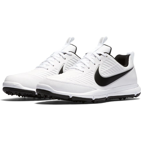 Nike Men's Explorer 2 Golf Shoes - WHITE