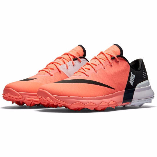 Nike Women's FI Flex Golf Shoes - LAVA GLOW/ANTHRACITE-WHITE