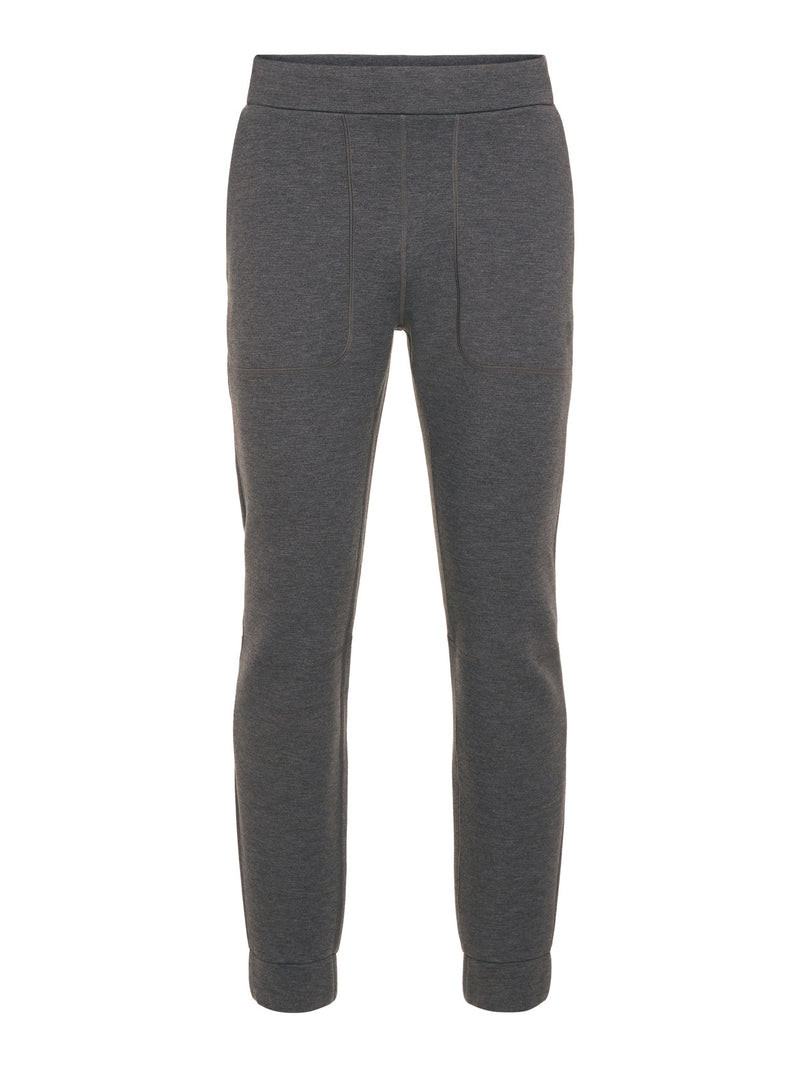J Lindeberg Men's Athleisure Athletic Pants TS - GREY MELANGE
