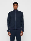 J Lindeberg Men's Athleisure Loo Tech Track Jacket - JL NAVY