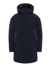 J Lindeberg Men's Active Parka JL 2-Layer - ANTRASIT