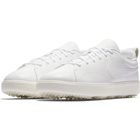 Nike Men's NIKE COURSE CLASSIC - WHITE